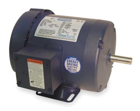 50 Hz Mtr 3 Ph 3/4hp 1425 220/380 440 56 by USA Leeson AC 50 Hz Motors