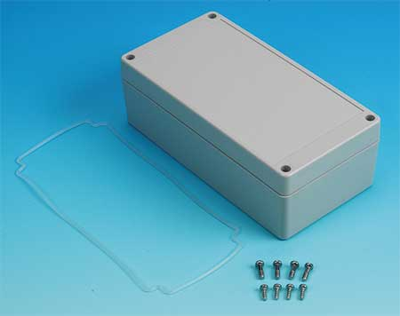 Enclosure 3 23/64 In. W 2 5/32 In. D Model BEN 50P by USA Box Enclosures Electrical Enclosures