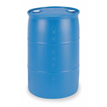 Value Brand Transport Drum Closed Head 55 gal. Blue Type POLY55TH-BL