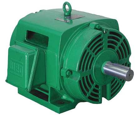 GP Mtr 3 Ph ODP 30 HP 3540 rpm 284TS by USA Weg General Purpose Three Phase AC Motors