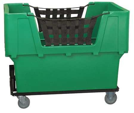 Value Brand Material Handling Cart Green