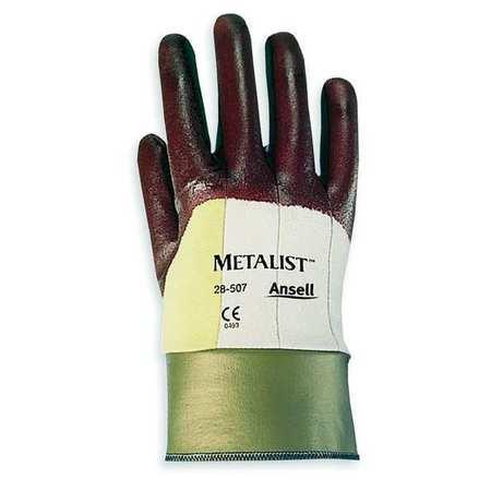Unique's Shop Cut Resistant Gloves Maroon M PR