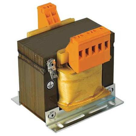 Trans In 208/240/480V Out 120V 1000VA by USA Dayton Electrical Control Transformers