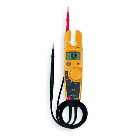 Split Jaw Clamp Meter 100A LCD by USA Fluke Electrical Clamp Meters