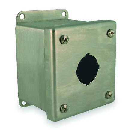 30mm JIC and NEMA 12 and 13 Oiltight Push-Button Enclosures