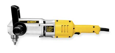 DeWalt DW124 11.5 Amp 1/2 Right Angle Drill