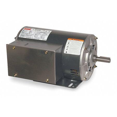 GP Mtr CS ODP 2 HP 3450 rpm 145T by USA Dayton General Purpose Capacitor Start AC Motors