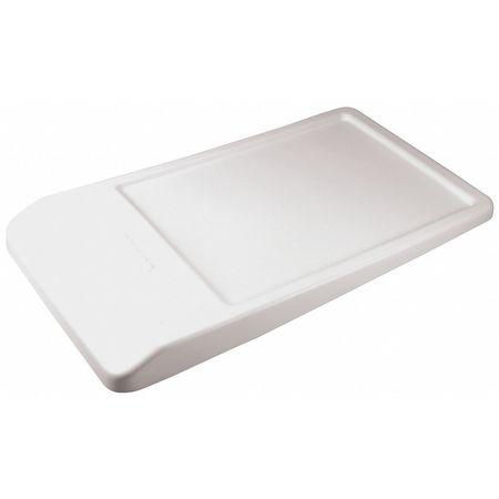 Value Brand Hopper Lid White 55-1/2x31 In