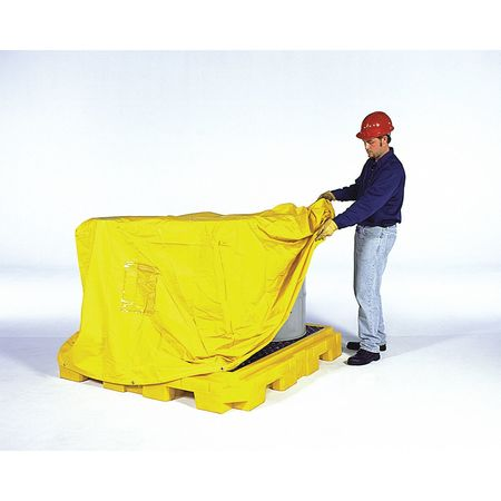 Value Brand Pull Over Cover 67 In. L 41-1/2 In. W