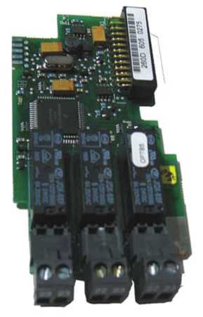 Option Card 3 Relay Output (NO) by USA Eaton Adjustable Frequency Motor Drive Accessories