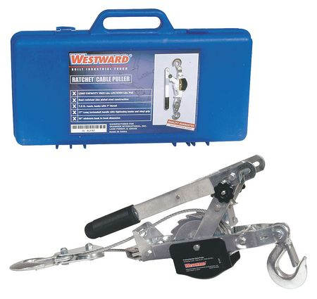Compact Ratchet Wire Rope Pullers