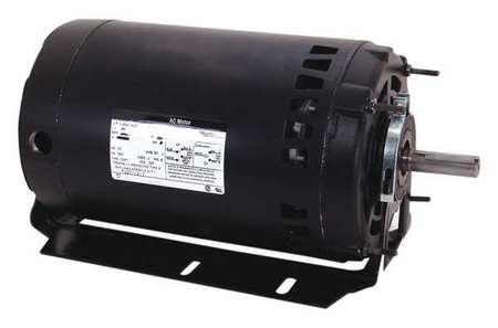 Mtr 3 Ph 1 HP 3450 200 230/460V Eff 76.2 by USA Century HVAC Belt Drive Motors