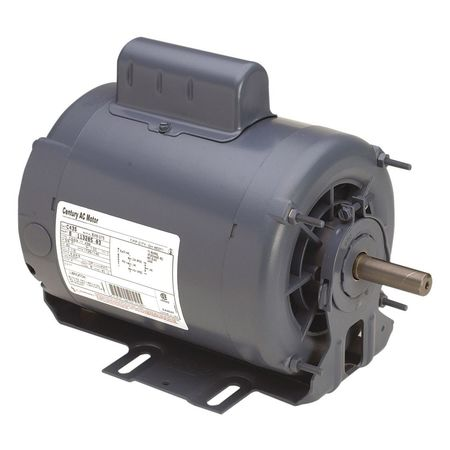 Motor Cap St 1 HP 1725/1140 208 230V 56 by USA Century HVAC Belt Drive Motors