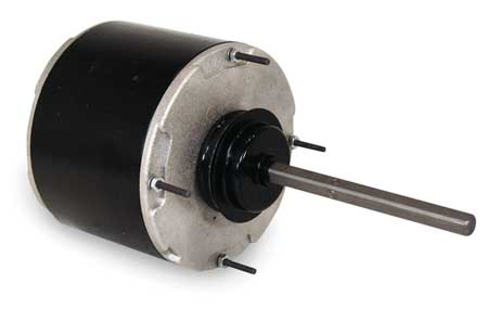 Condenser Fan Motor 3/4 HP 1075 rpm 60Hz Model FEH1076D by USA Century Permanent Split Capacitor Condenser Fan Motors