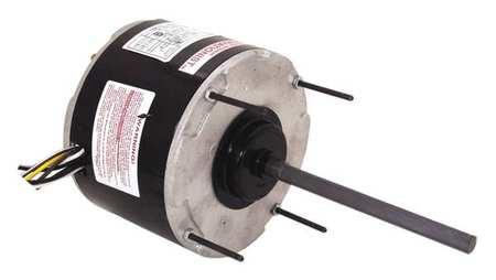 Condenser Fan Motor 1/2 HP 1075 rpm 60Hz Model FS1056S by USA Century Permanent Split Capacitor Condenser Fan Motors