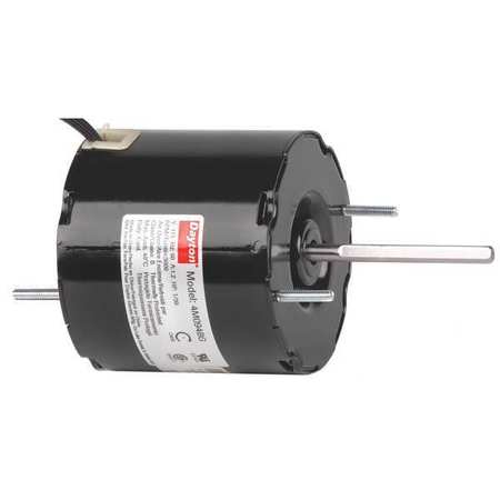HVAC Motor 1/30 HP 3000 rpm 115V 3.3 Model 4M094 by USA Dayton HVAC 3.3 Inch Diameter Motors