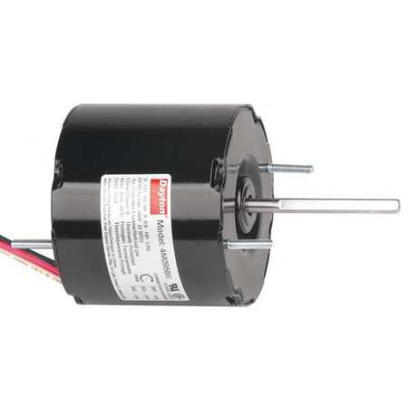 HVAC Motor 1/50 HP 3000 rpm 115V 3.3 Model 4M095 by USA Dayton HVAC 3.3 Inch Diameter Motors