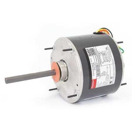 Condenser Fan Motor 1/10 HP 825 rpm 60Hz by USA Dayton Permanent Split Capacitor Condenser Fan Motors