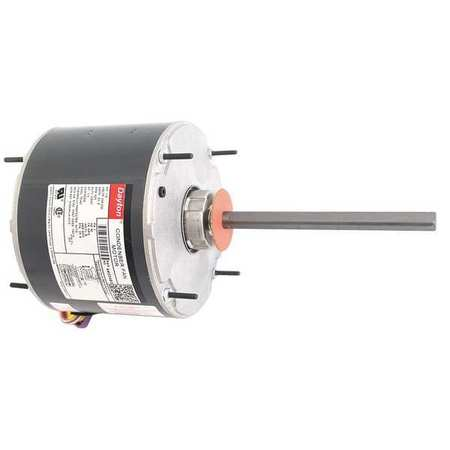 Condenser Fan Motor 1/8 HP 825 rpm 60 Hz Model 4M224 by USA Dayton Permanent Split Capacitor Condenser Fan Motors