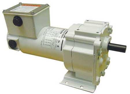 DC Gearmotor 31 rpm 90V TENV Model 5CJA8 by USA Dayton DC Gear Motors