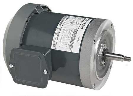 Mtr 3 Ph 1/2hp 3450 200 230/460V 56J by USA Marathon Jet/Well Pump Motors