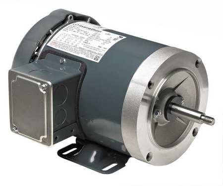 Mtr 3 Ph 1.5hp 3450 200 230/460V 56J by USA Marathon Jet/Well Pump Motors