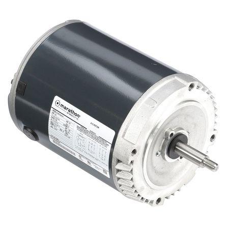 Mtr 3 Ph 3/4 HP 1725 208 230/460 56J ODP by USA Marathon Jet/Well Pump Motors
