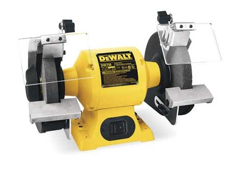 Dayton Combination Belt And Bench Grinder 120v 49h006