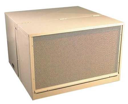 6800 cfm Ducted Evaporative Cooler, 115V -  DAYTON, 4RNR1