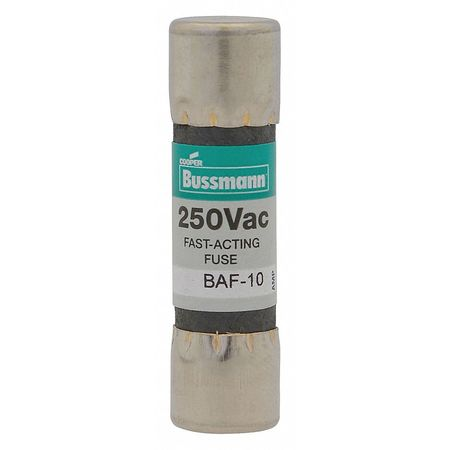 6A Fast Acting Cylindrical Fiberglass Midget Fuse 250VAC by USA Eaton Bussmann Circuit Protection Fuses