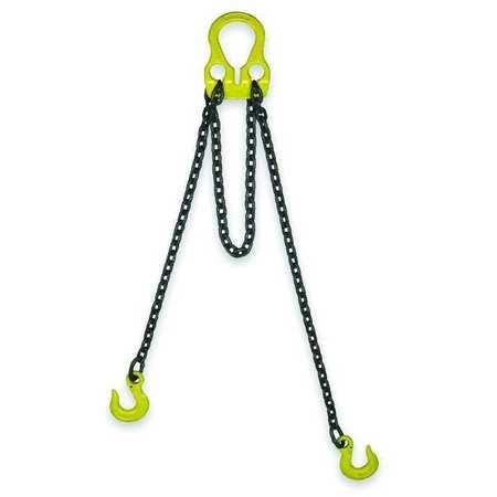 Lift-All Chain Sling G100 Alloy Stl 6 ft L