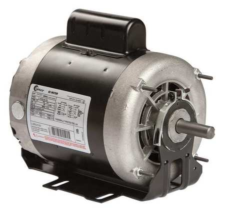 Motor Cap St 1/2 HP 1725 115/208 230V 56 Model C412V1 by USA Century HVAC Belt Drive Motors