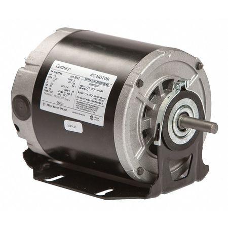 CENTURY SGF2054HL Motor,Sp Ph,1//2 HP,1725//1140,230V,56,ODP
