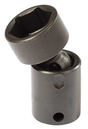 Proto Flex Impact Socket 3/8 In Dr 1/2 In 6 pt