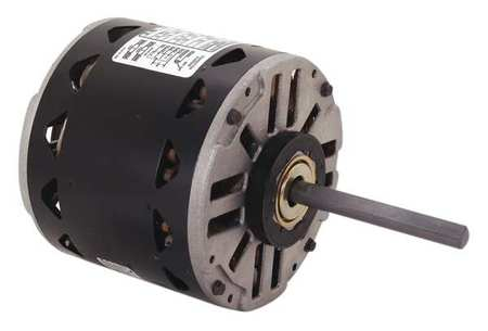 Motor PSC 1/8 HP 1550 208 230V 48Y OAO by USA Century Direct Drive Permanent Split Capacitor Blower Motors