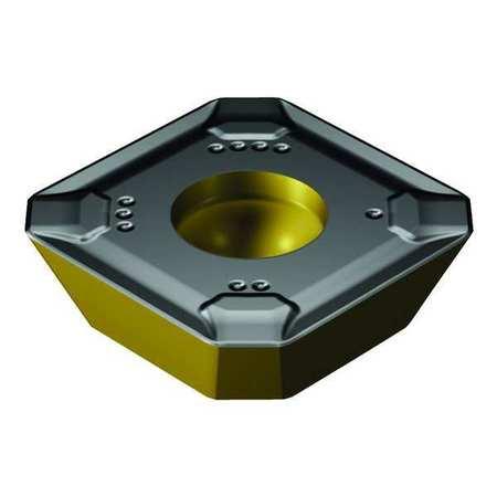 CVD Carbide Milling Insert Pack of 10 Black 90 Degree Square P10-P30 Pramet SEER 53AFSN:M9325 Steel Positive Geometry Square