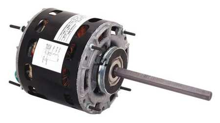 Motor PSC 1/4 HP 1625 RPM 115V 42Y OAO by USA Century Direct Drive Permanent Split Capacitor Blower Motors