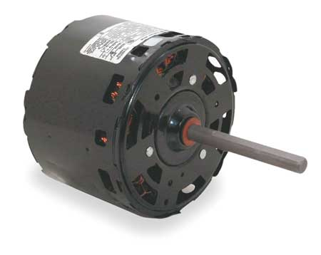Condenser Fan Motor 1/4 HP 1075 rpm 60Hz Model OCC1026A by USA Century Permanent Split Capacitor Condenser Fan Motors