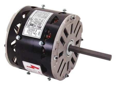 Century motor psc 3 4 hp 1075 rpm 115v 48y open for Blower motor capacitor symptoms
