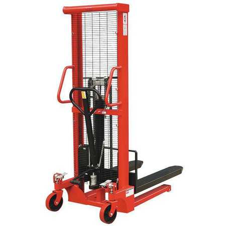 Dayton Fixed Bse Hyd Stackr 2000 lb 118 In Lift
