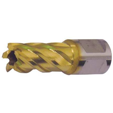 Slugger Annular Cutter M42 TiN 9/16 Dia 2 D