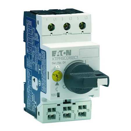 Manual Mtr Protector 2.5A Rotary Frame B by USA Eaton Electrical Motor Manual Switches & Starters