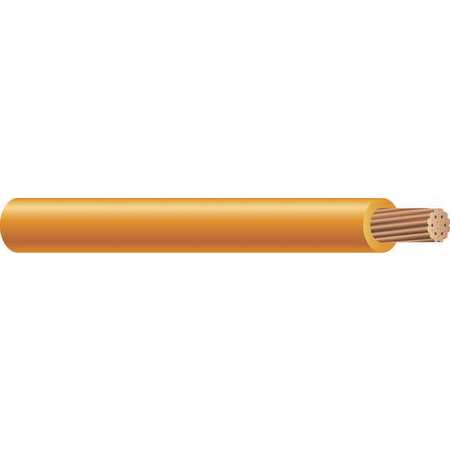 Building Wire THHN 6 AWG Orange 500ft by USA Southwire Electrical Building Wire