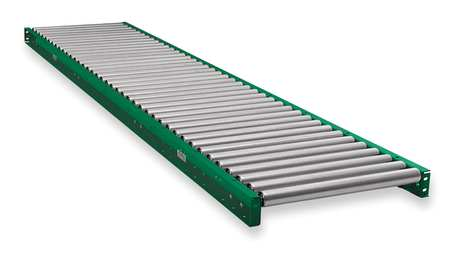 Ashland Roller Conveyor 10 ft. L 10BF