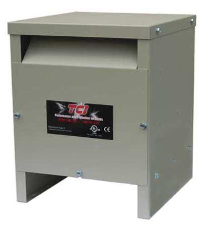 InputReactor LowZ 480V 77A ULType1 by USA KDR Input Line Drive Reactors