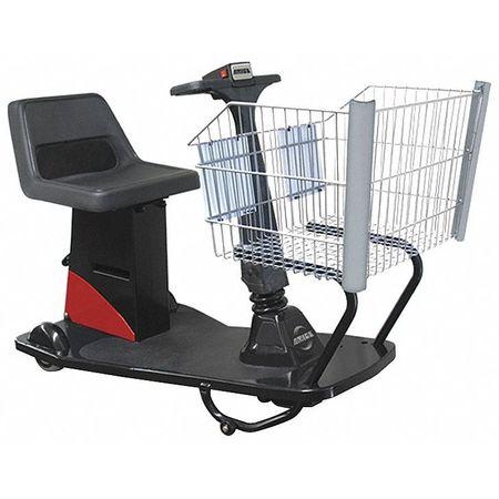 Value Brand Value Shopper Handicap Cart Red