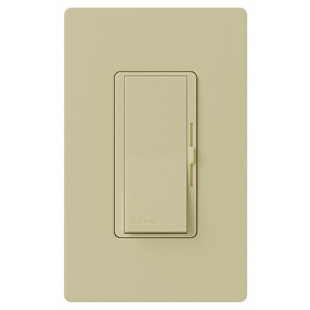 Lighting Dimmer Control 120 to277V Ivory by USA Lutron Electrical Lighting Dimmers
