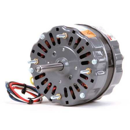 Motor PSC 1/8 HP 1550 RPM 115V 42Y OAO by USA Dayton Direct Drive Permanent Split Capacitor Blower Motors