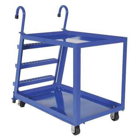 Vestil Stock Picking Ladder Cart 660 lb.