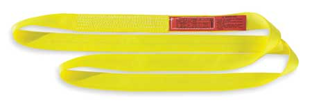 Lift-All Web Sling Type 5 Polyester 1inW 6 ft.L